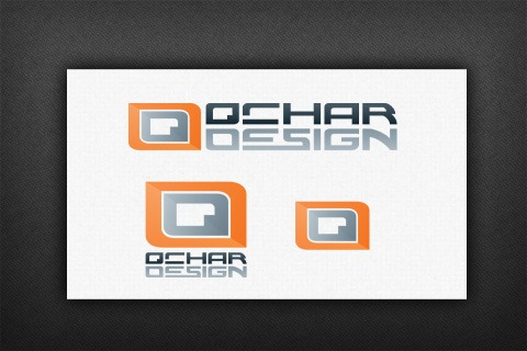 Old Qchar Design Branding