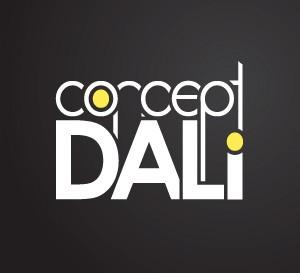 Dali Concept Logo by Qchar Design