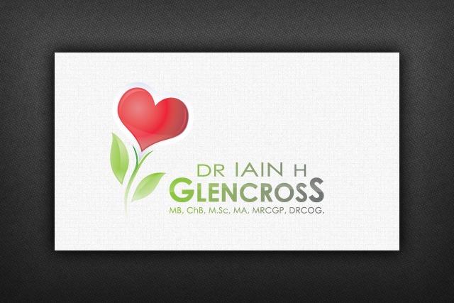 Dr Glencross Logo