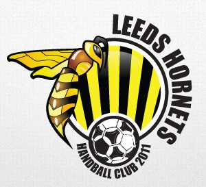 Leeds Hornets logo by Qchar Design