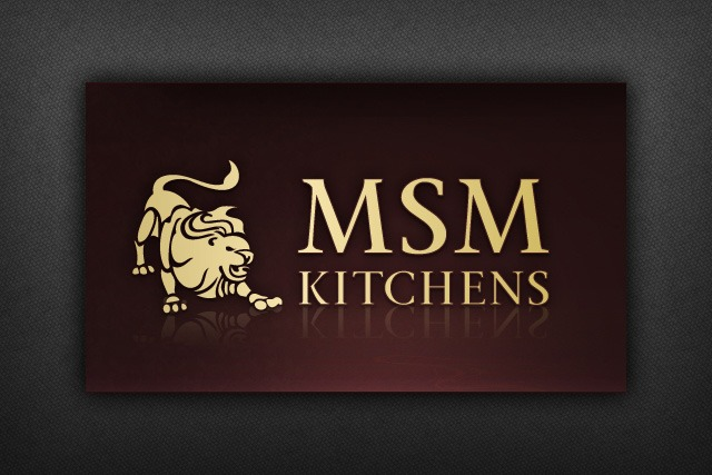 MSM Kitchens Logo