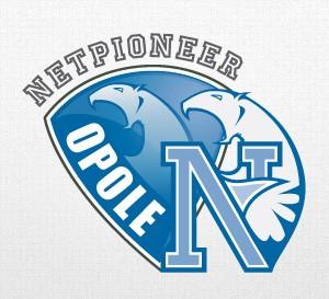 Netpioneer Opole logo by Qchar Design