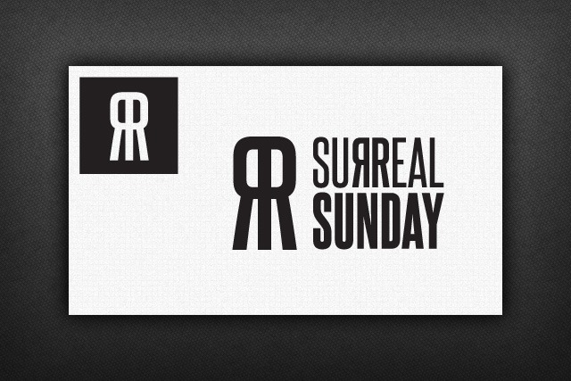 Surreal Sunday Logo