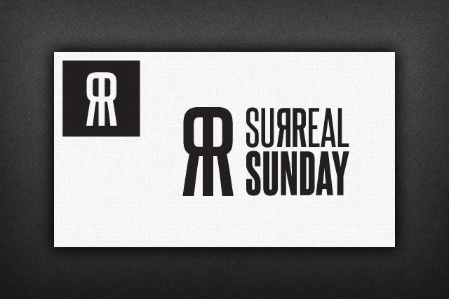 Surreal Sunday Logo